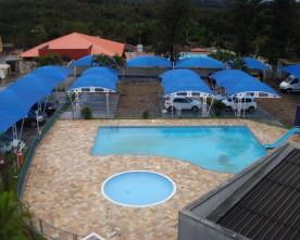 NOVAS COBERTURAS PARA O ESTACIONAMENTO DO HOTEL